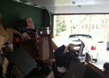 Garage Cleanout in Indianapolis