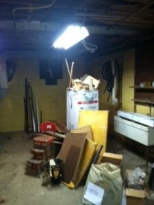 Basement Clean out Indianapolis