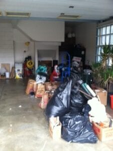 Garage Clean Out Indianapolis Before