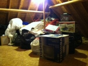 Clean Out Foreclosed Homes Before