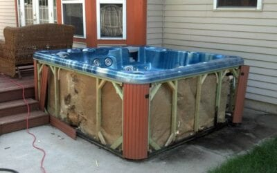 How to Get Rid of a Hot Tub