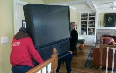 TV Removal Services in Indianapolis