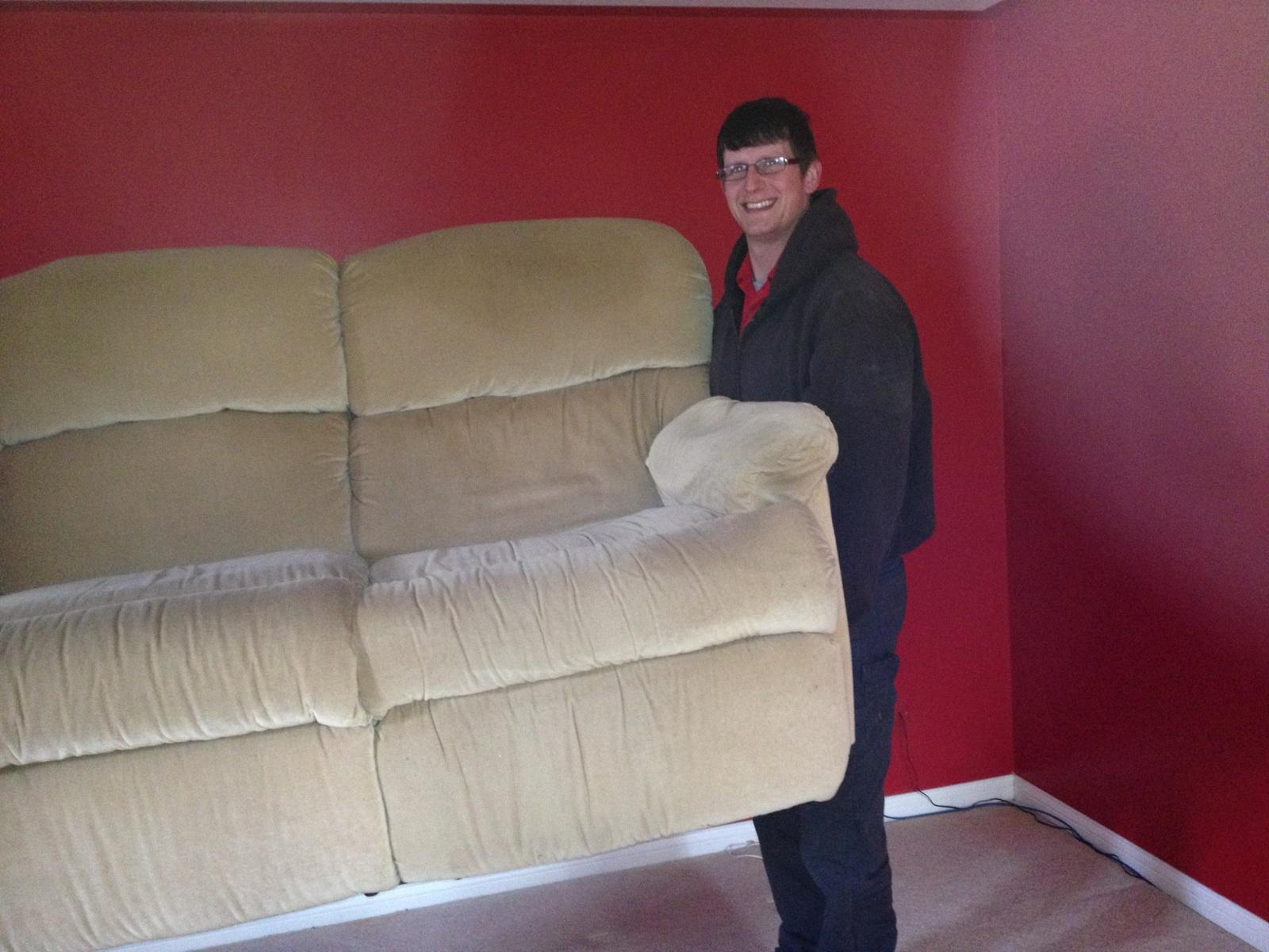 couch removal in zionsville indiana