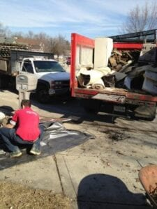 curbside junk removal