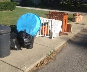 Curbside Trash Pick Up Indianapolis
