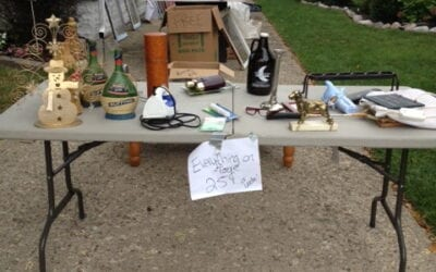 Yard Sale Junk Removal