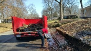 Landscaping Demolition in Indianapolis
