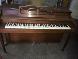 Piano Removal Services in Indianapolis