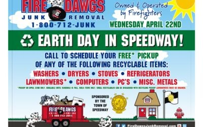 Earth Day Clean Up in Indianapolis