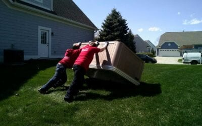 How to Remove a Hot Tub in Indianapolis