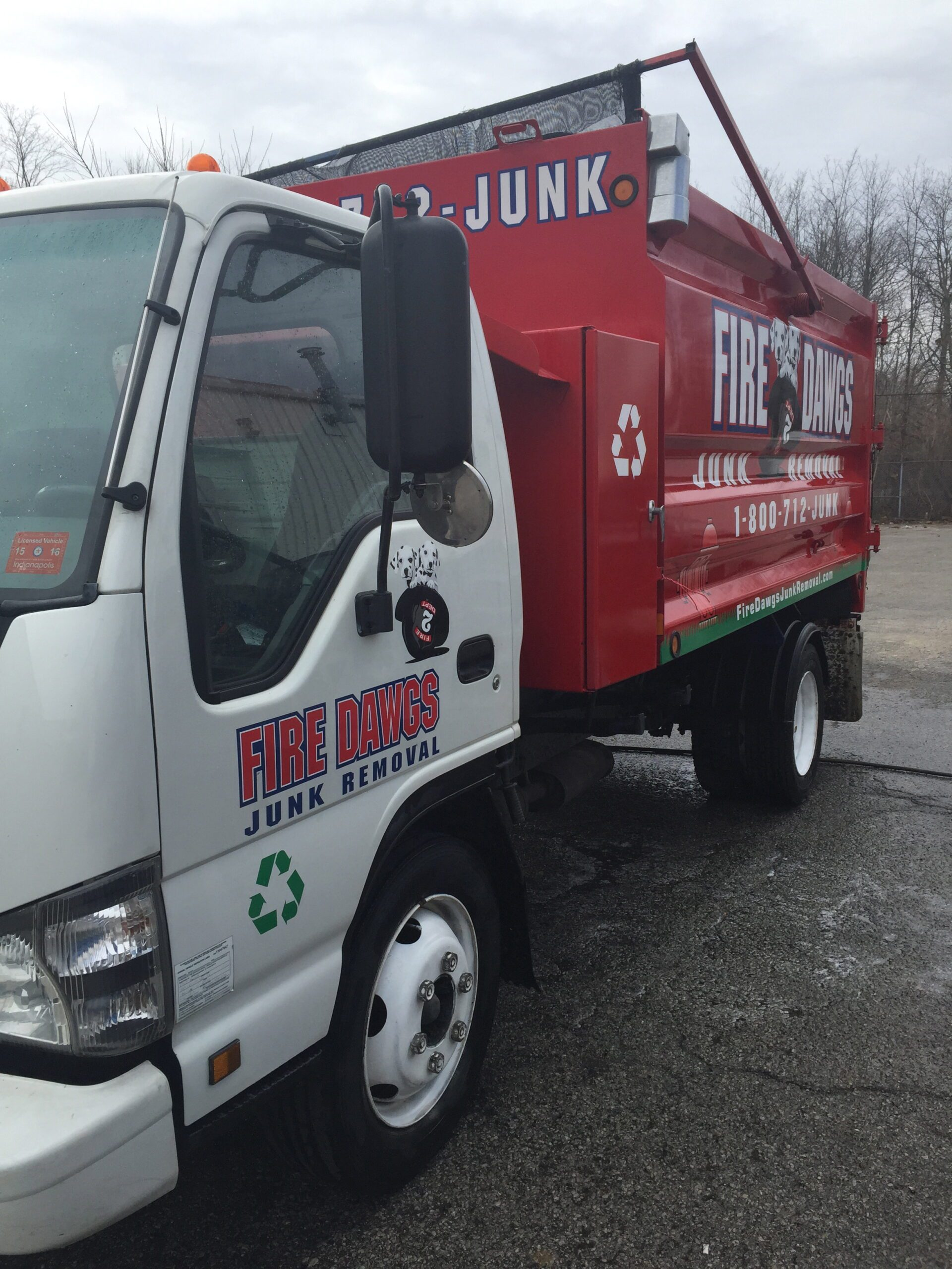 Average Cost of Junk Removal in Indianapolis