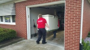 Freezer Removal Indianapolis