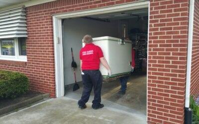 Freezer Removal Indianapolis