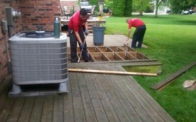 Deck Removal Indianapolis