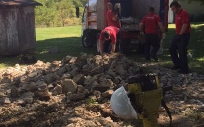 Concrete Removal in Indianapolis