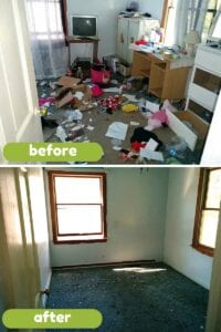 Home Cleanout Service in Indianapolis