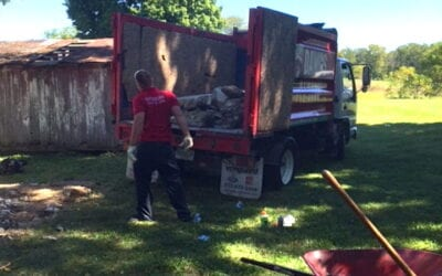 Yard Cleanup and Hauling in Indianapolis