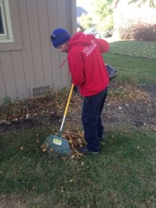 Indianapolis Leaf Cleanup