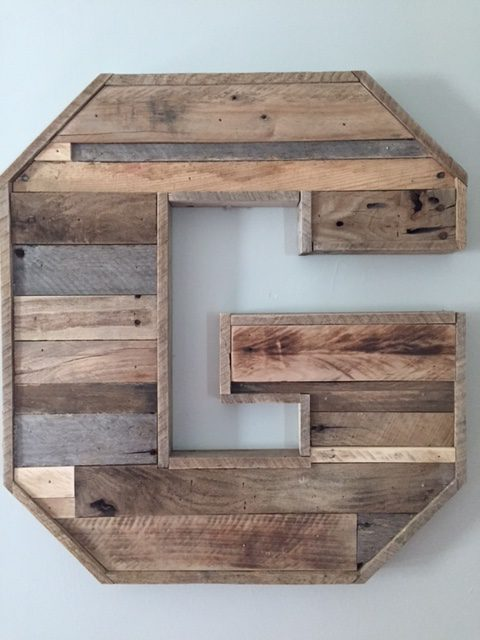 Repurposing Junk Into Farmhouse Treasure