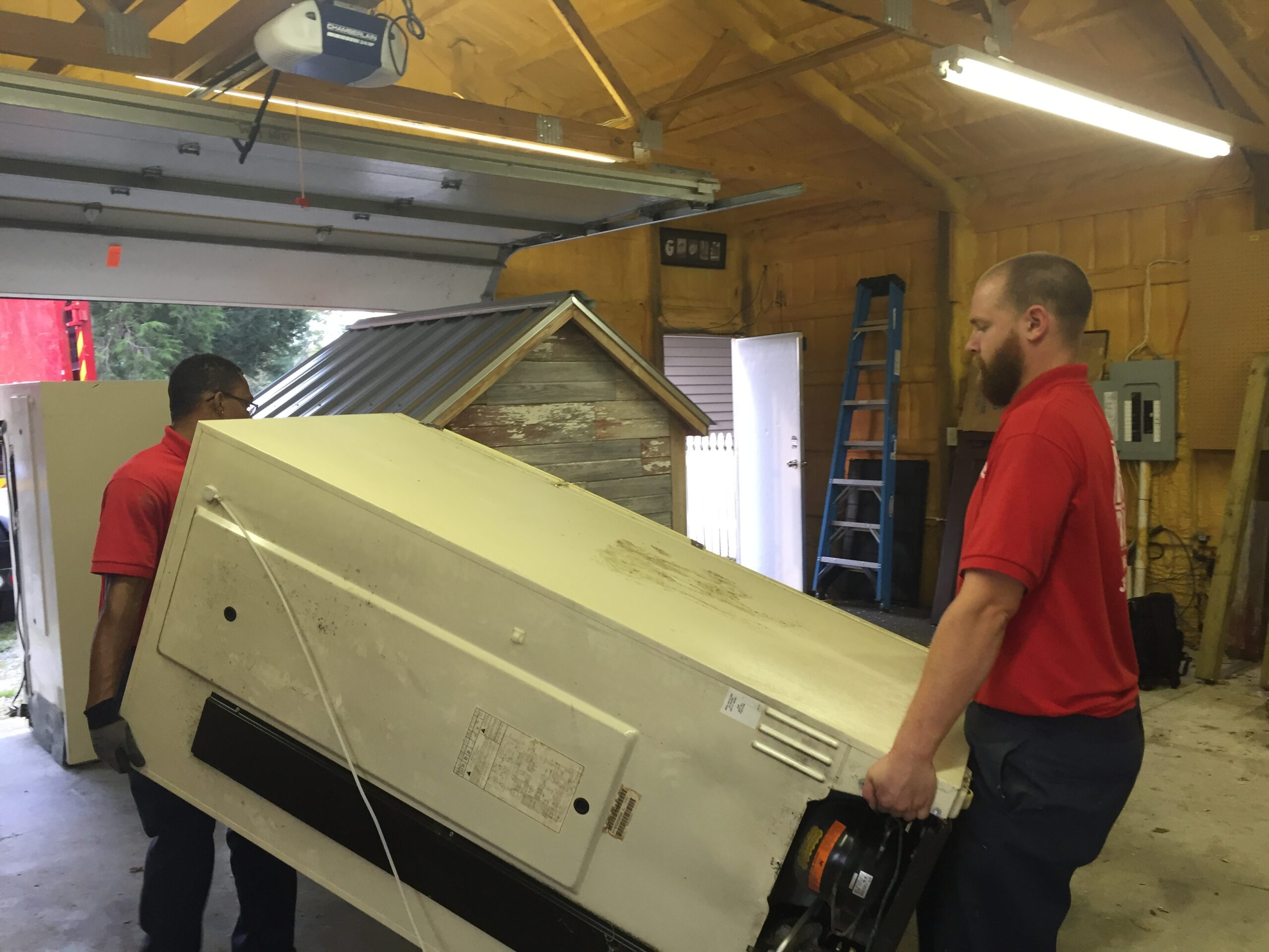 appliance removal indianapolis