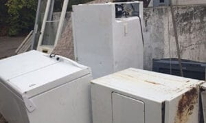 image of appliance removal Indianapolis