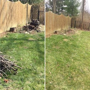 yard junk removal in Indianapolis