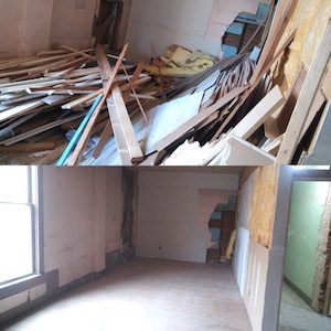 House Trash Removal Indianapolis