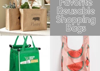 Our Favorite Reusable Shopping Bags