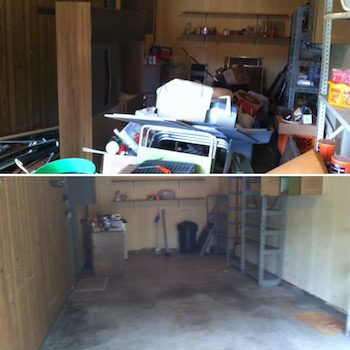 Help for Hoarders - Before and After