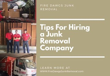 Tips for Hiring a Junk Removal Company