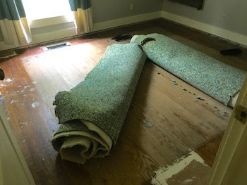 Indianapolis Carpet Removal