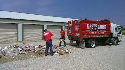 Indianapolis Storage Unit Cleanout Service