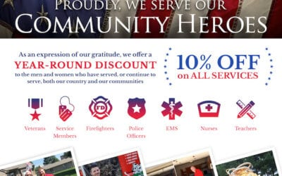 About Our Community Hero Discount