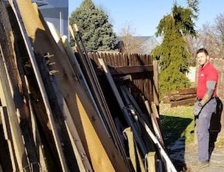Scrap Wood Removal Indianapolis