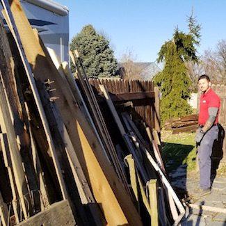 Scrap Wood Removal Indianapolis