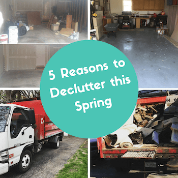 5 Reasons to Declutter this Spring