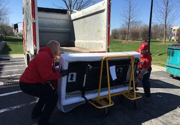 Indianapolis Mattress Removal