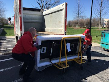 A picture of Indianapolis Mattress Removal