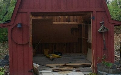 Shed Tear Down Indianapolis