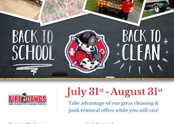 Back to School Junk Removal Deals