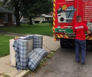 How Does Curbside Junk Removal Work?