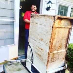 Appliance Removal in Fishers
