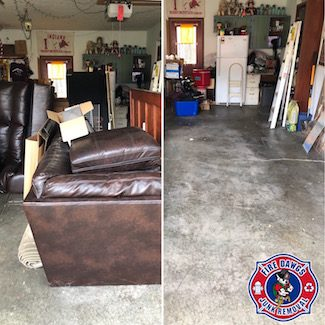 Garage Cleanout Greenwood IN