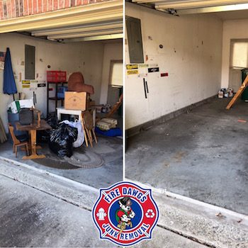 Garage Cleanout Services in Fishers IN