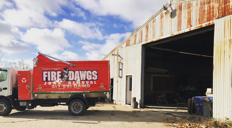 junk removal bargersville IN