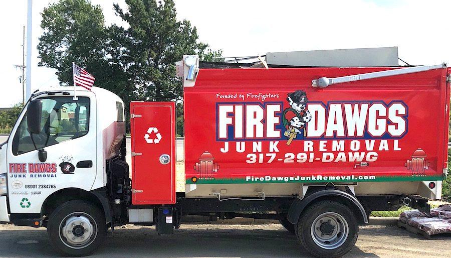 junk removal fortville IN