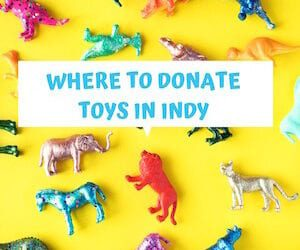 Where to Donate Toys in Indianapolis