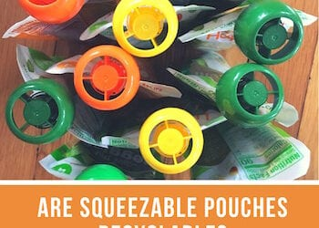 Are Plastic Food Pouches Recyclable?