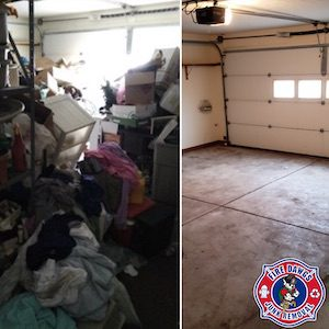 Garage Clean Out in Noblesville IN