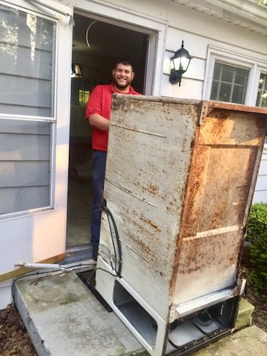 appliance removal carmel IN